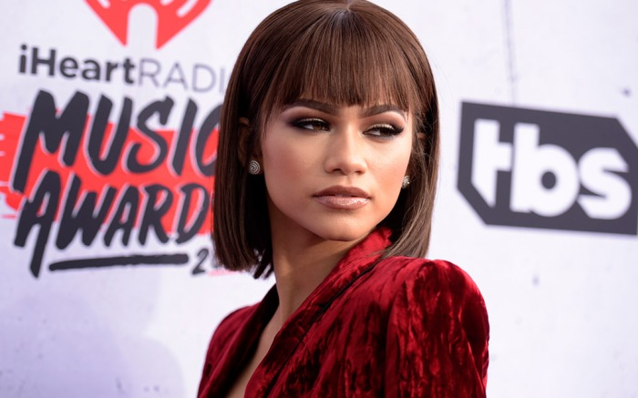 Zendaya iHeartRadio Awards 2016 Red Carpet