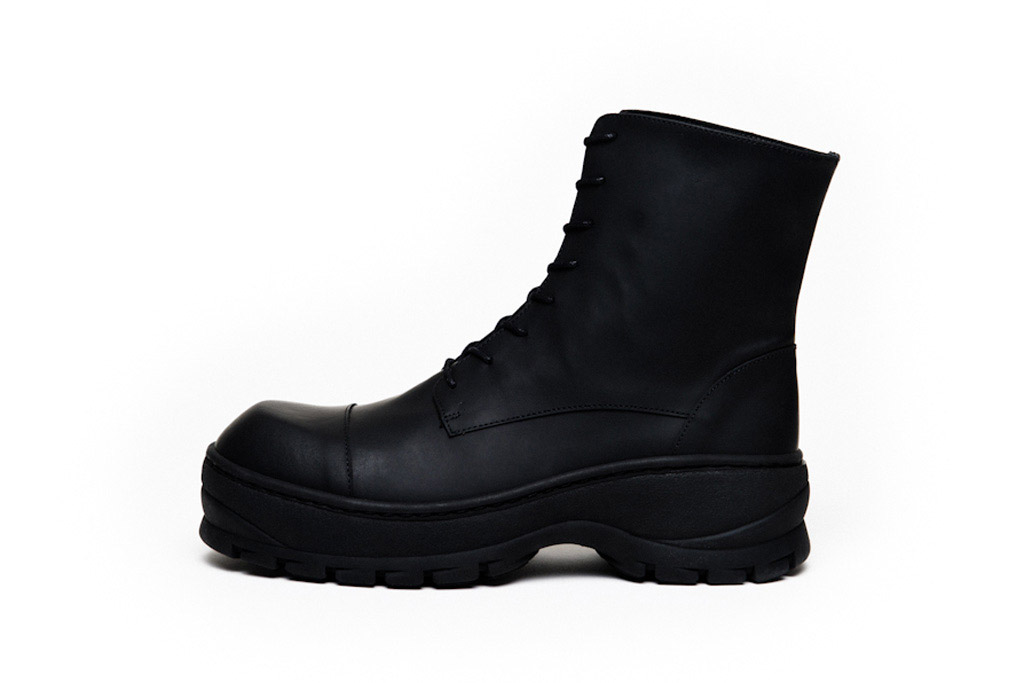 Achilles Ion Gabriel Shoes Fall 2016 Collection