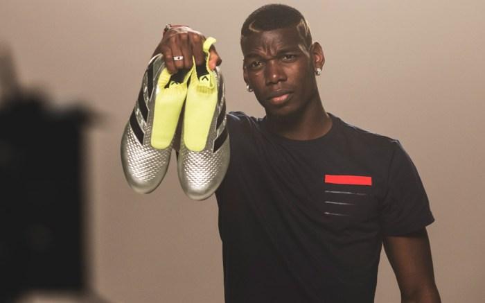 Paul Pogba Adidas Soccer
