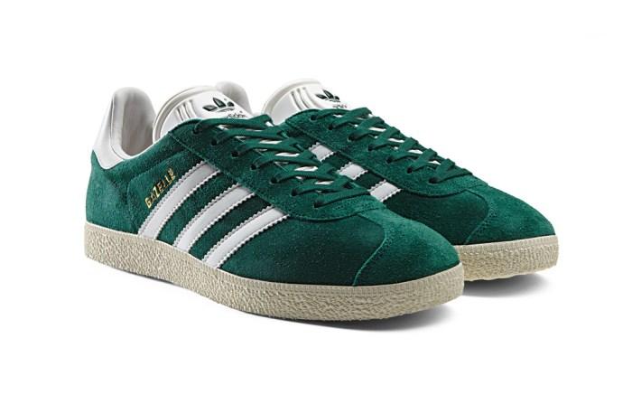 Comienzo dolor de muelas De acuerdo con  Adidas Will Reissue '90s Gazelle Sneakers [PHOTOS] – Footwear News