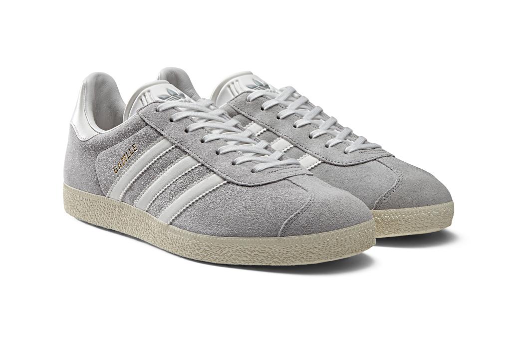 Adidas Originals Gazelle Relaunch Release