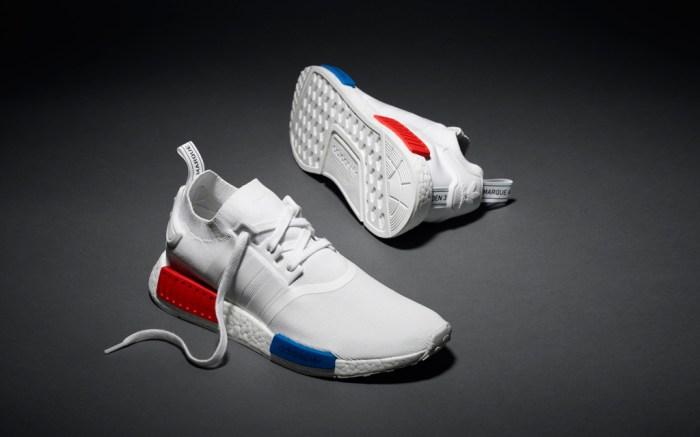 Adidas Originals NMD_R1 White Release
