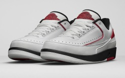 Air Jordan Retro 2 Low Bred