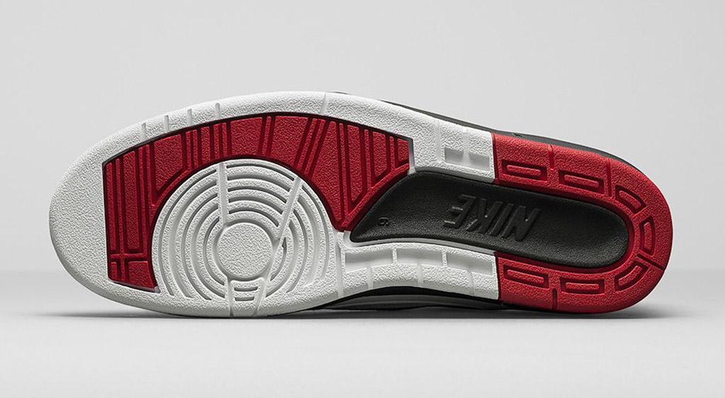 Air Jordan Retro 2 Low Bred