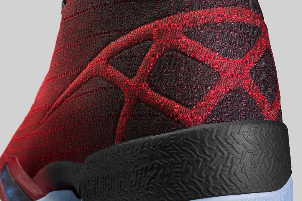 Air Jordan XXX Gym Red