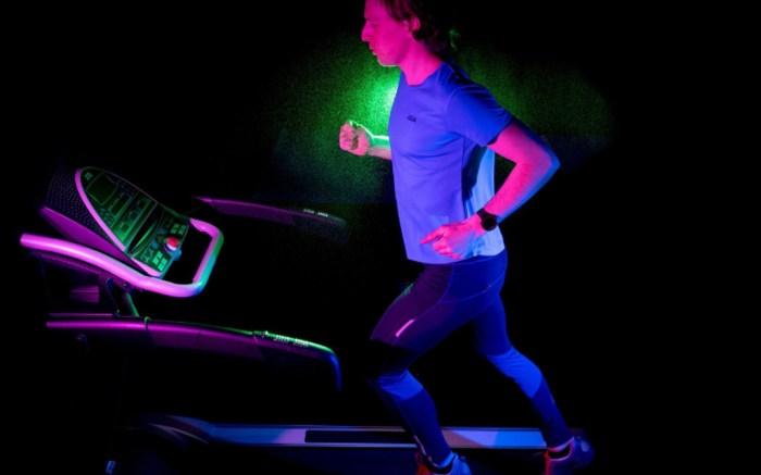 Airia treadmill test