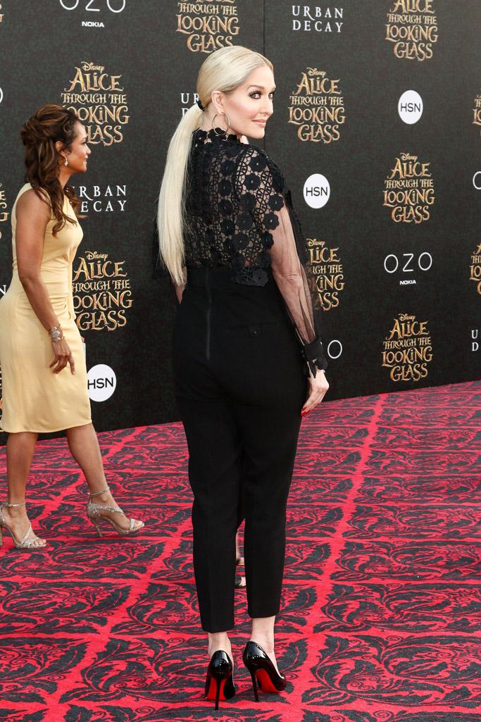 Erika Girardi Alice Through The Looking Glass Red Carpet