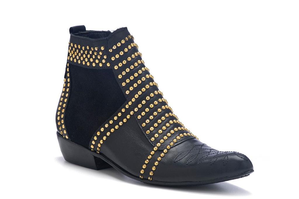 Anine Bing Studded Boots Gigi Hadid