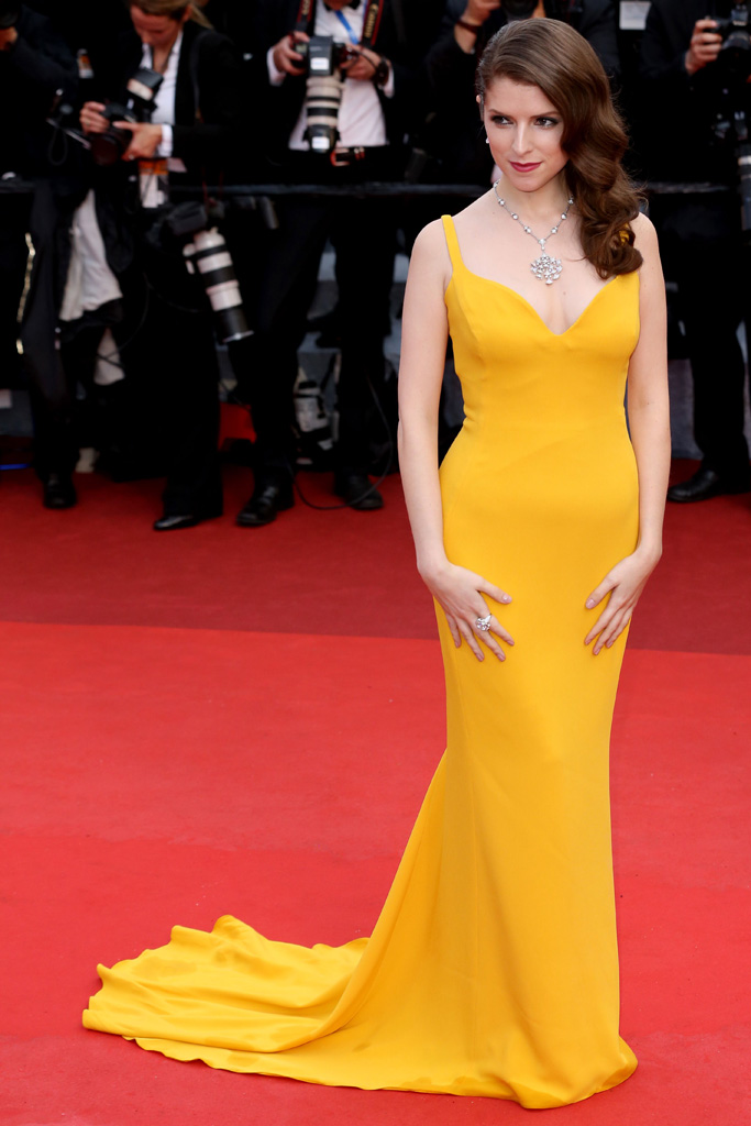 Anna Kendrick Cannes Film Festival 2016 Opening Ceremony