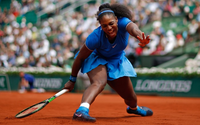 serena williams french open nike sneakers tennis shoes
