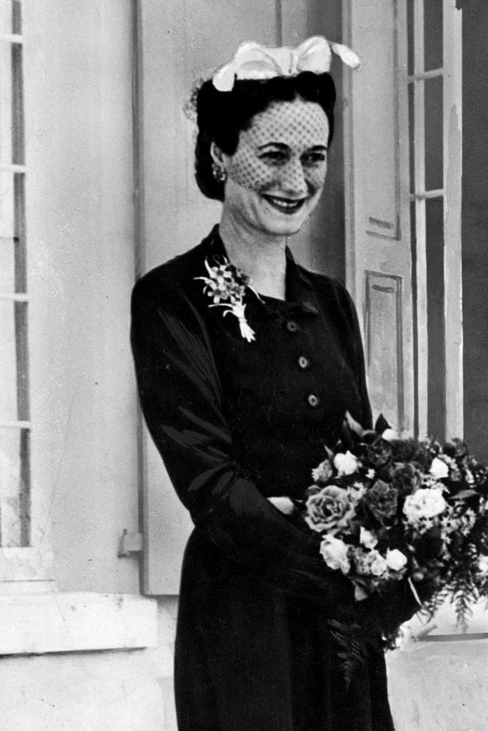 Wallis Simpson Celebrity Style