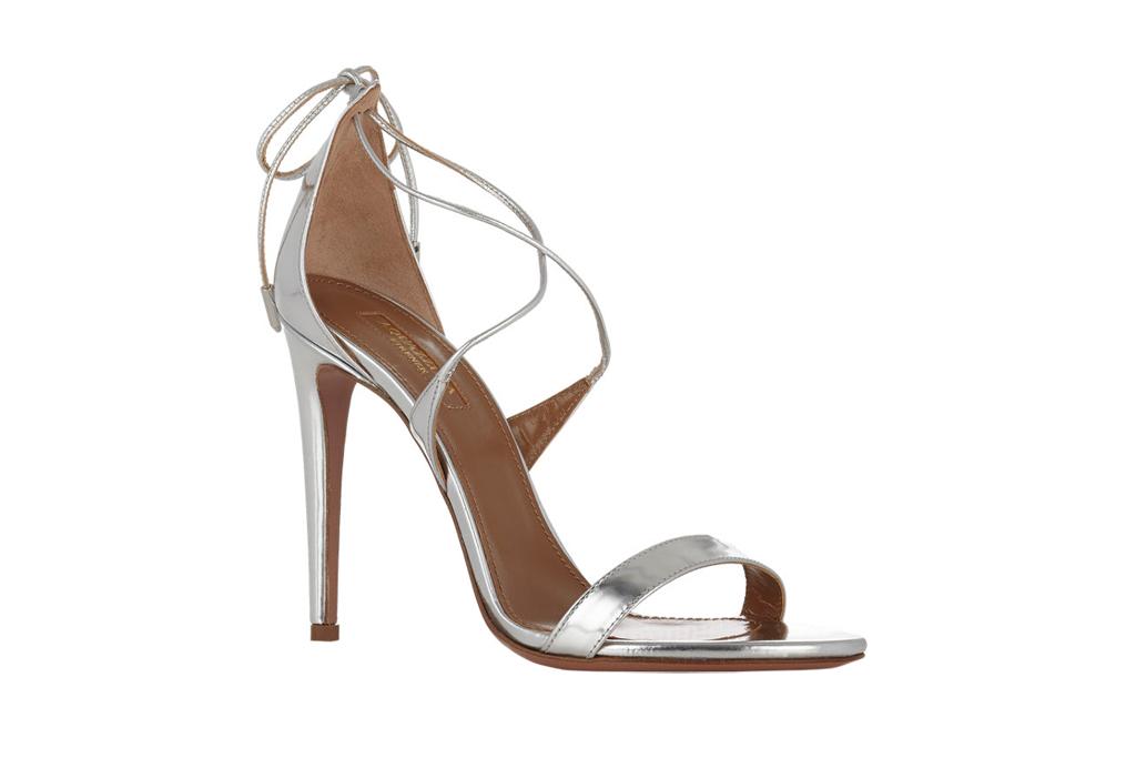 Kylie Jenner Aquazzura Sandals Met Gala 2016