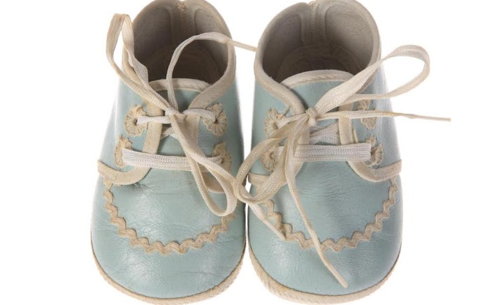 bambi baby shoes walt disney
