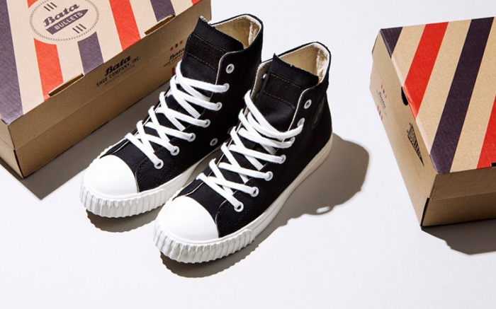 Bata Bullets Sneakers Release