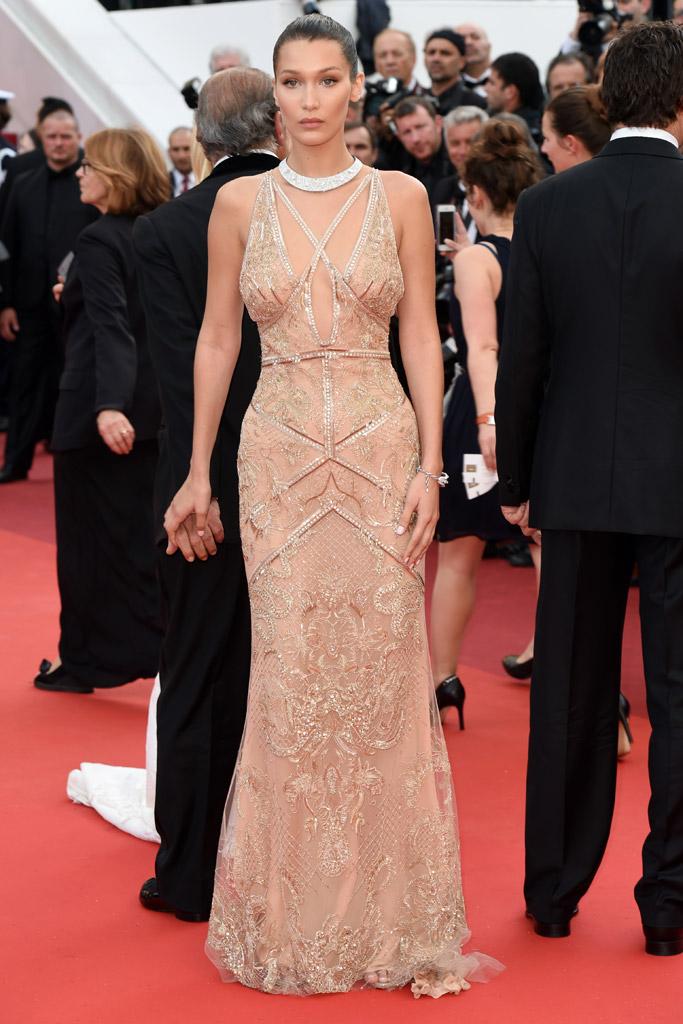 Bella Hadid Cannes Film Festival 2016 Opening Ceremony