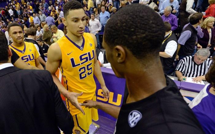 Ben Simmons LSU 2016 NBA Draft