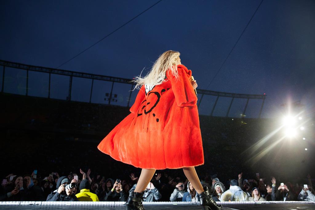 Beyoncé Formation World Tour Costumes Fashion