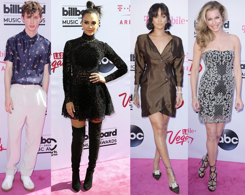 Billboard Awards 2016 Best Dressed