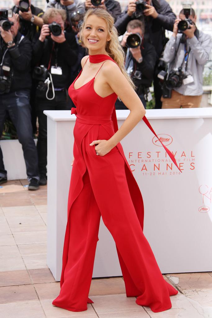 Blake Lively Kristen Stewart Cannes Film Festival