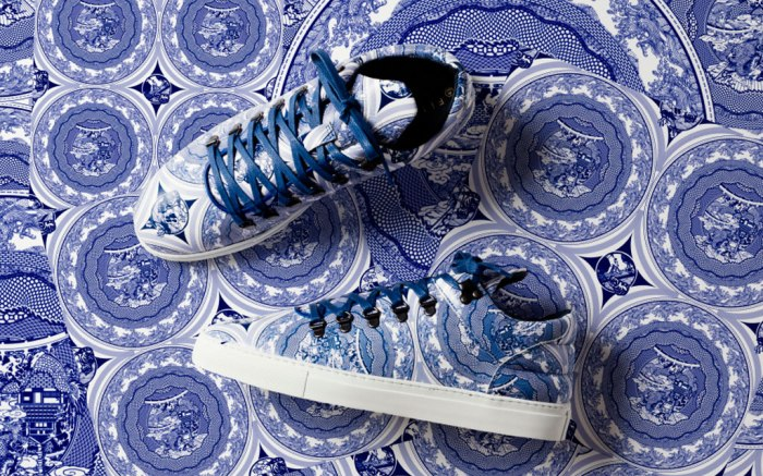 Filling Pieces x Bodega Porcelain Sneakers