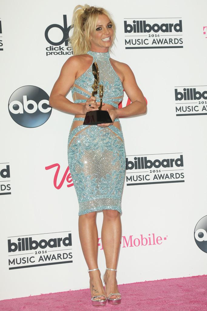 Britney Spears Billboard Music Awards