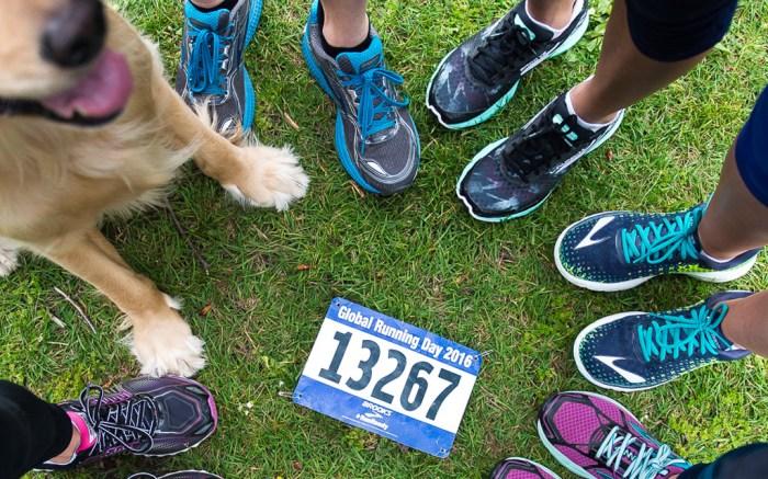 2016 Global Running Day Brooks