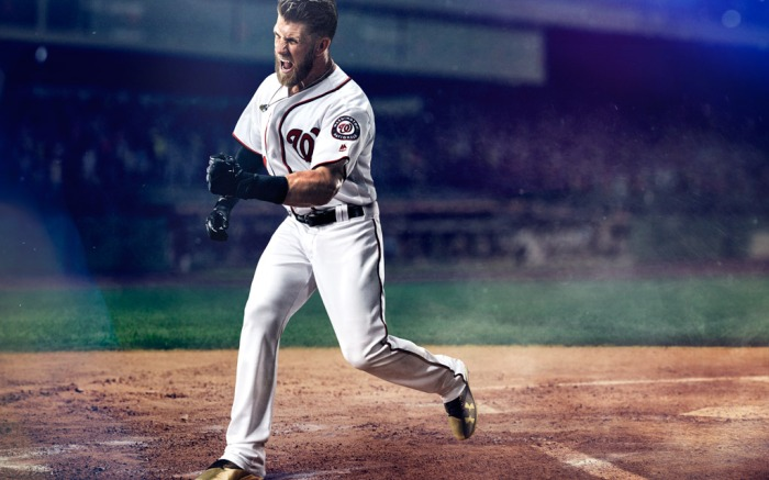 Under Armour Bryce Harper MLB