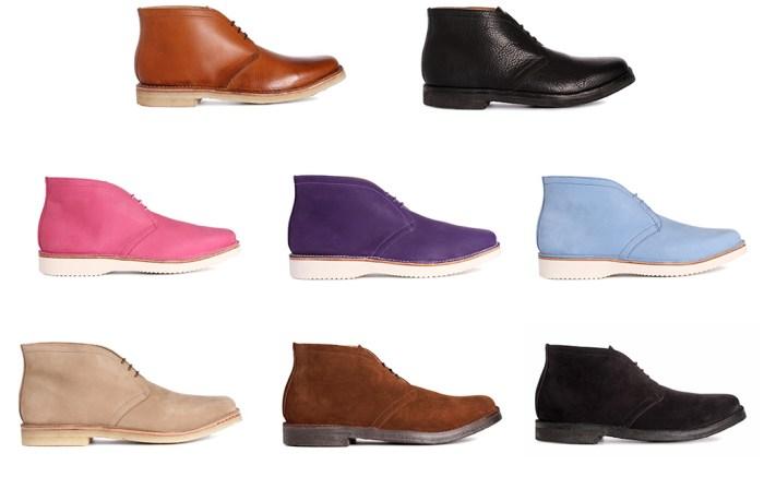 Carréducker boots