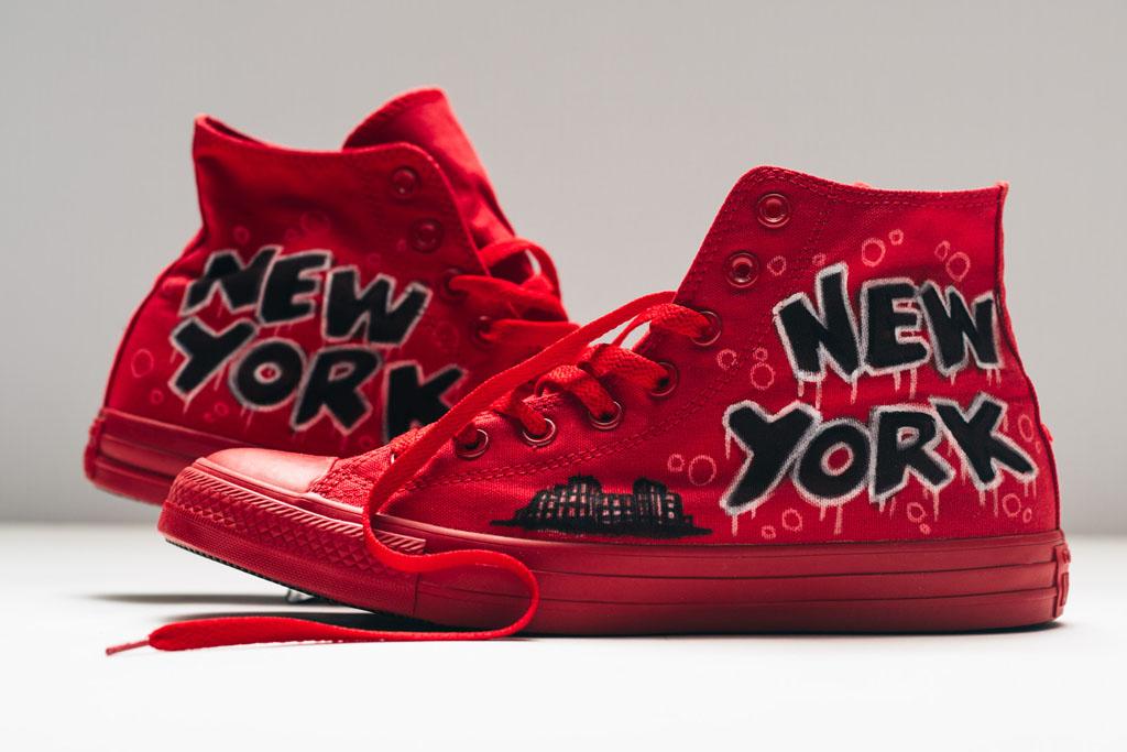tats cru mural converse sneakers chucks
