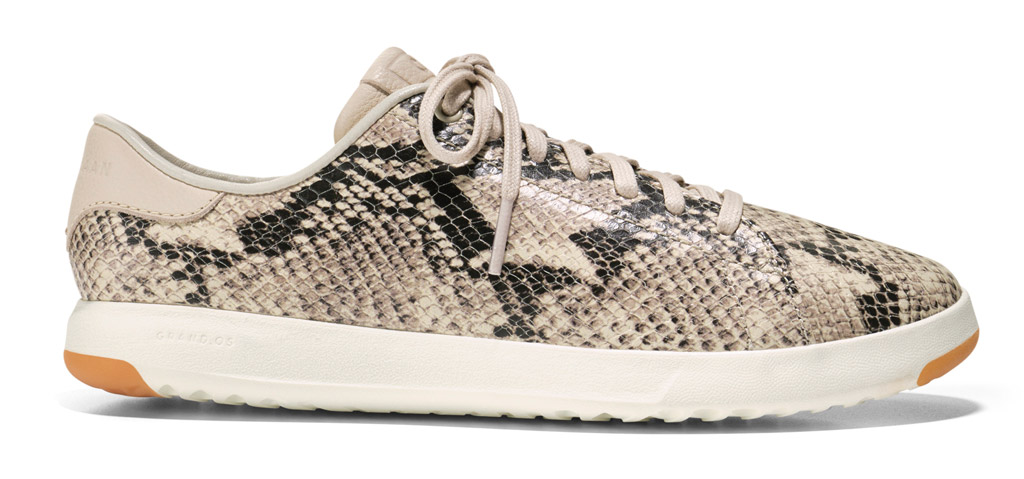 Cole Haan Tennis Sneakers Snake