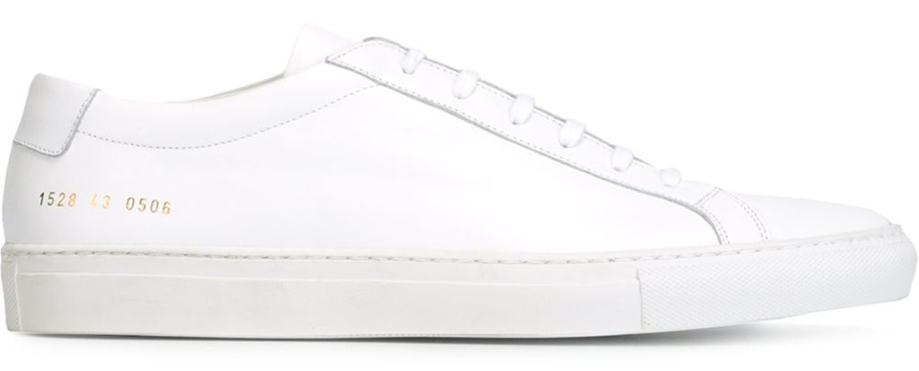 Common Projects classic white sneakers