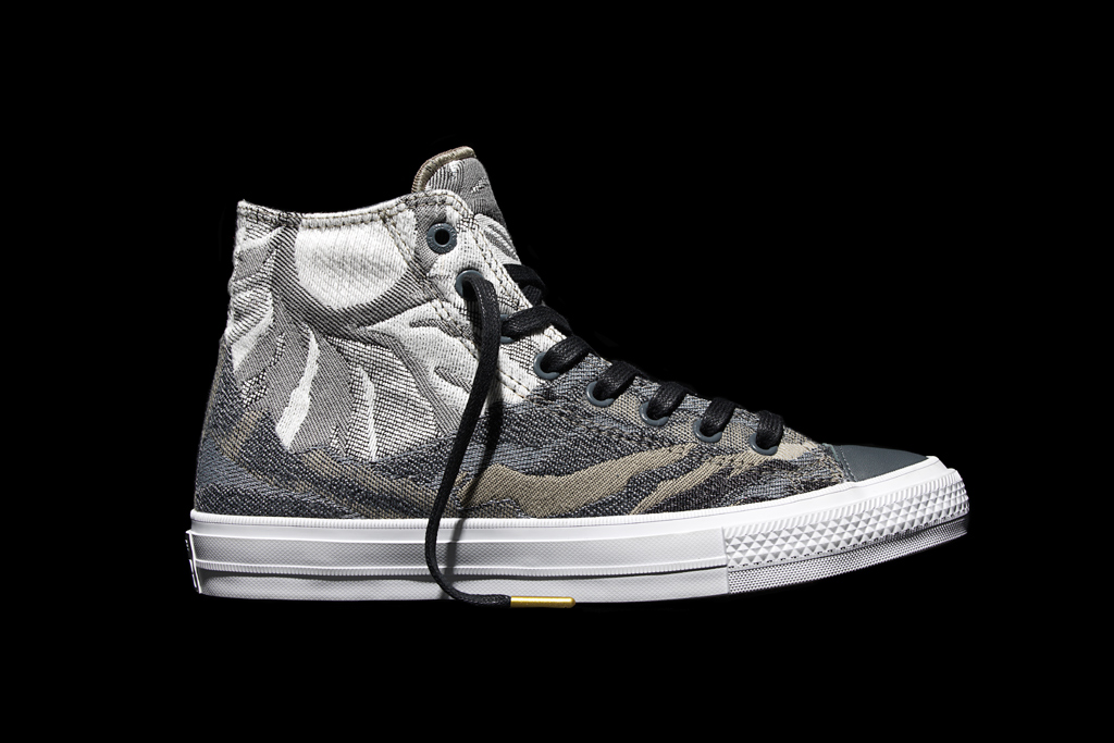 Converse Chuck II Woven Sneakers