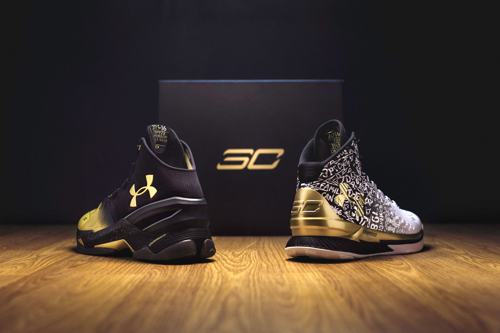 Under Armour Curry MVP Back 2 Back pack