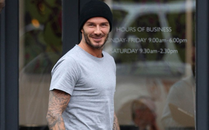 david beckham adidas commercial nmd runners sneakers london