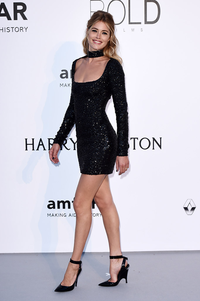 Doutzen Kroes amfAR Gala Cannes 2016