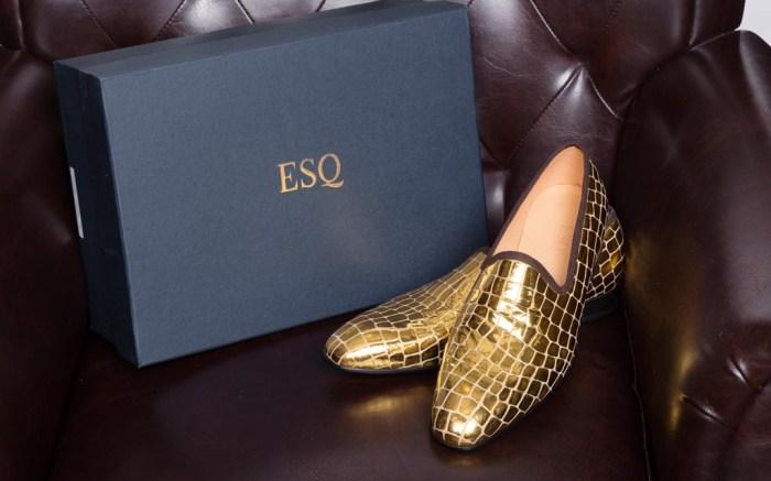 esq bespoke shoes clothing chicago athletes