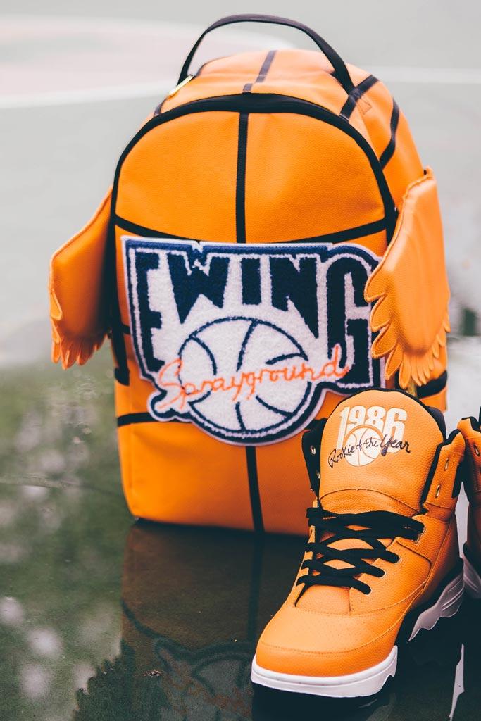 Ewing x Sprayground