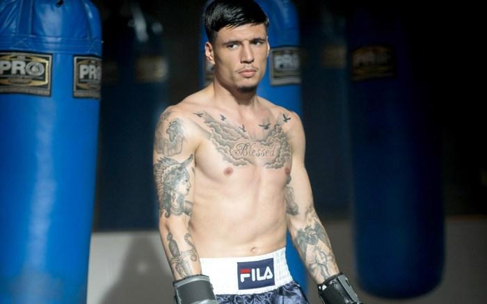 Fila Boxing Dusty Hernandez-Harrison