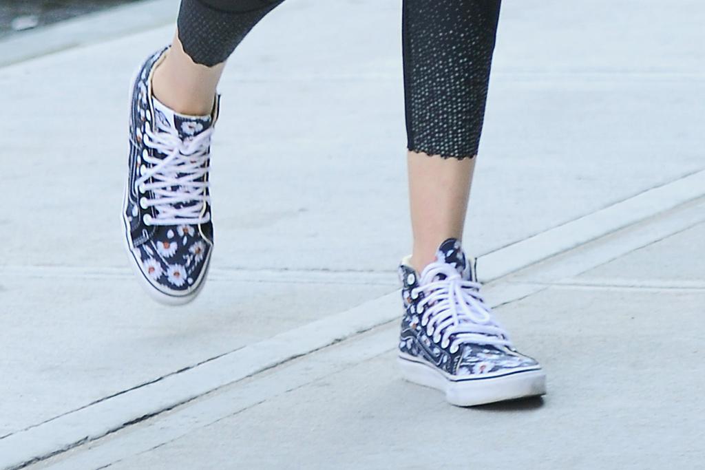 Gigi Hadid Vans Sneakers