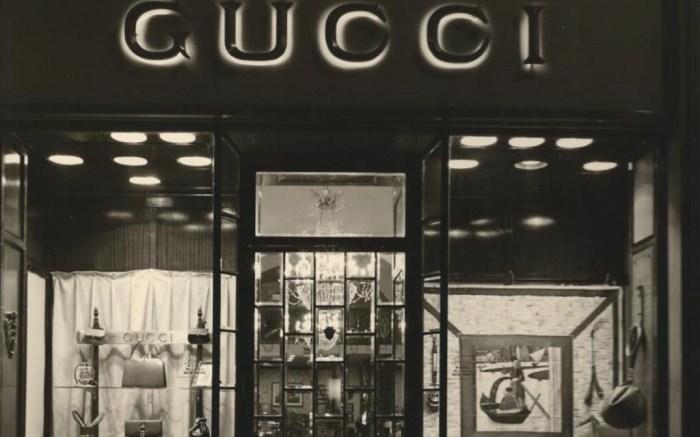 gucci store original