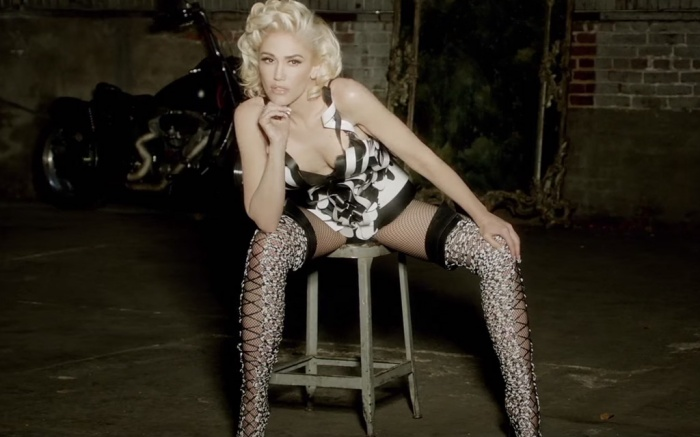 Gwen Stefani Misery Music Video
