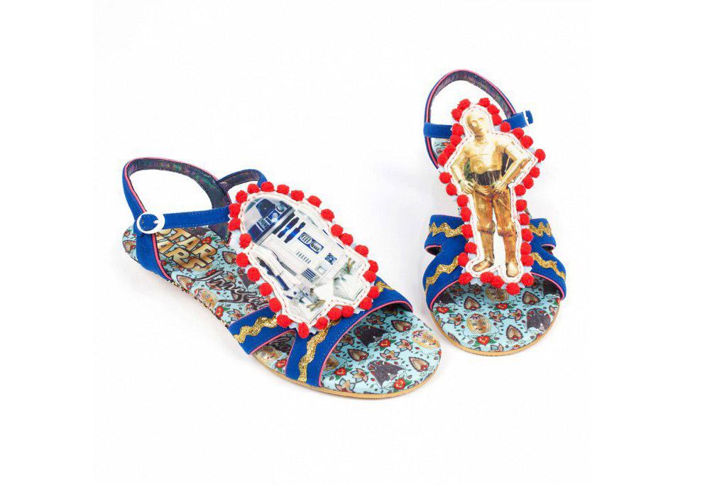 Irregular Choice Star Wars Shoes Irregular Choice Star Wars Shoes