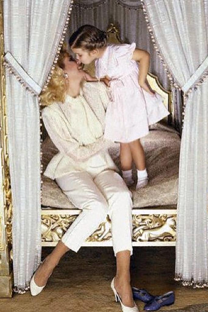 Ivanka Trump Baby Picture