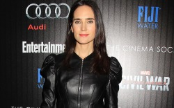 Jennifer Connelly Celebrity Statement Shoes May