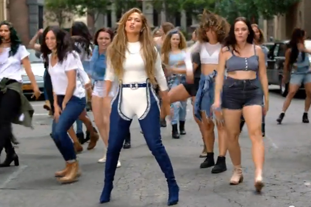 Jennifer Lopez Ain't Your Mama Music Video