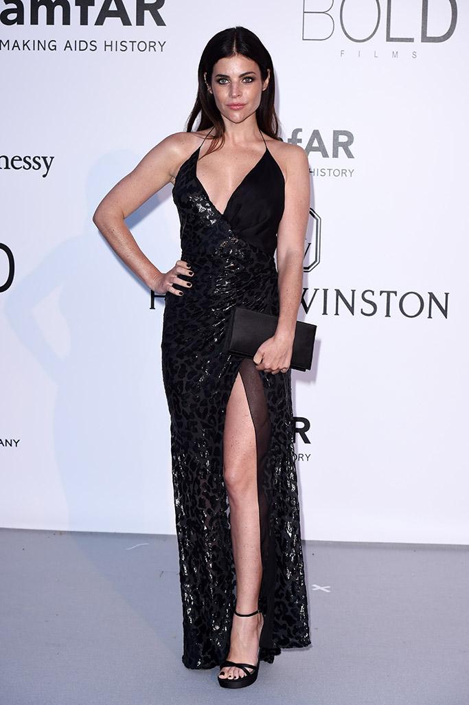 Julia Restoin-Roitfeld amfAR Gala Cannes 2016