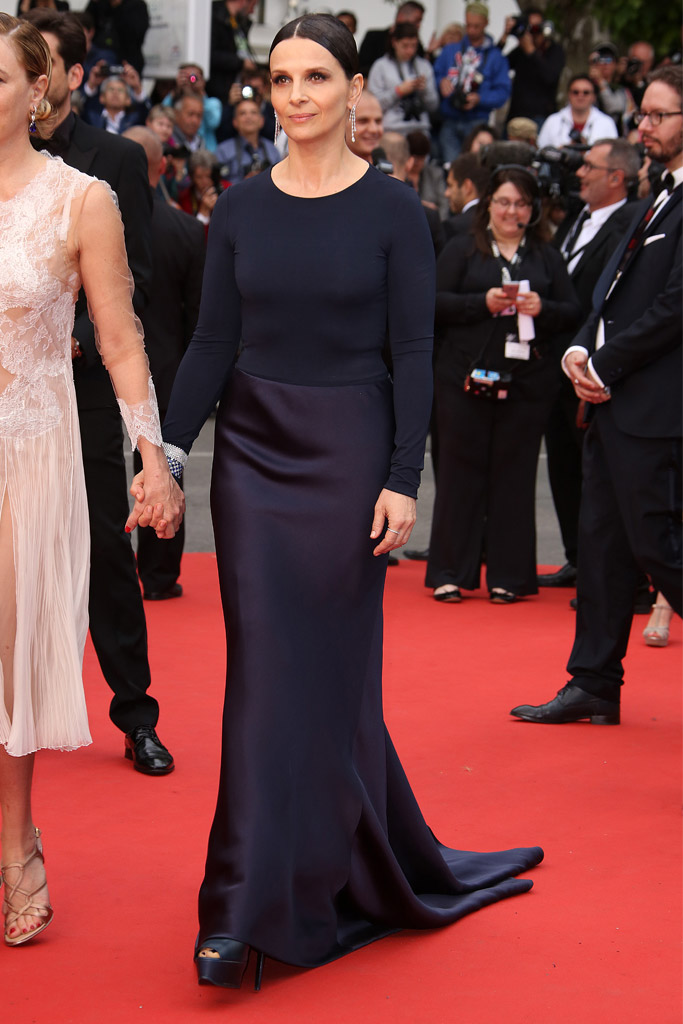 Juliette Binochette Cannes Film Festival 2016