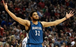 Karl-Anthony Towns 2015-16 Kia NBA Rookie