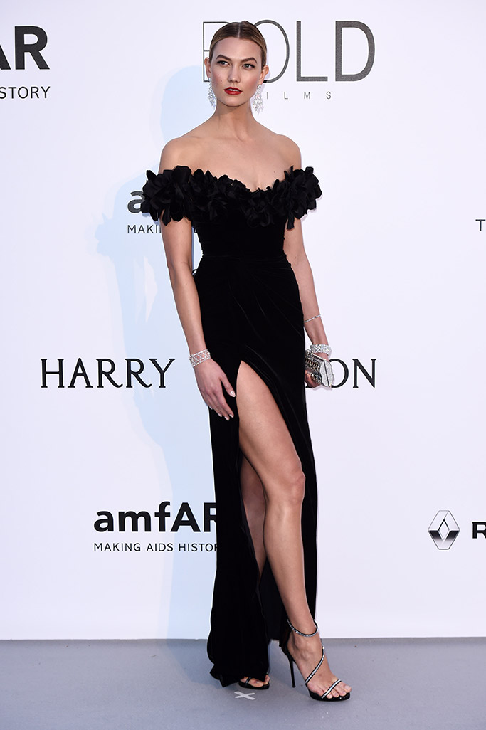 Karlie Kloss amfAR Gala Cannes 2016