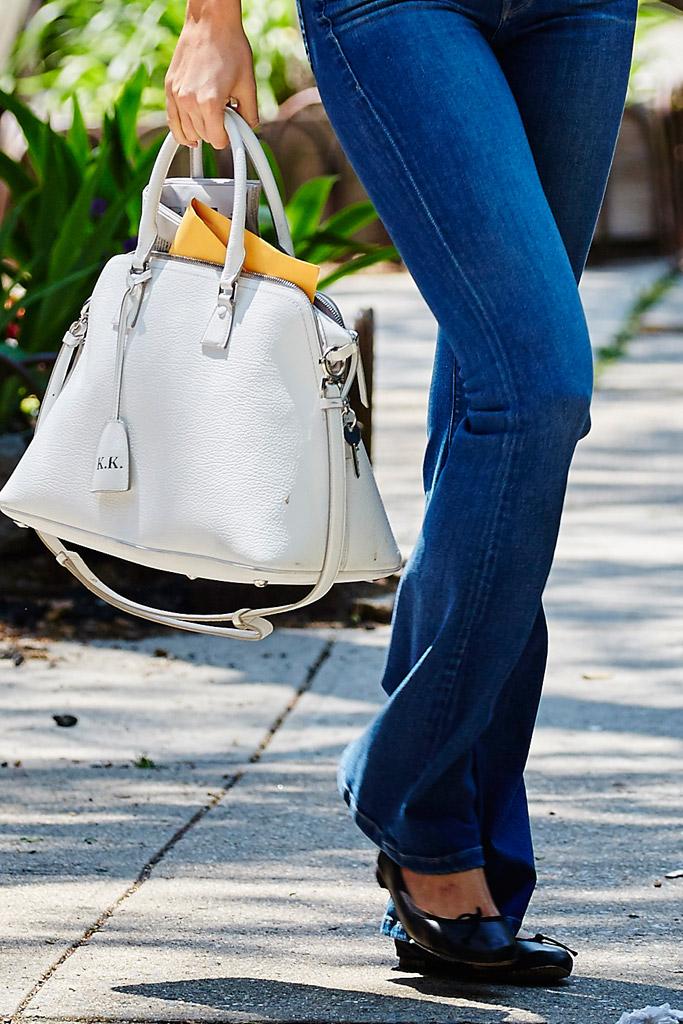 Karlie Kloss Off Duty Model Style